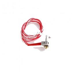 3D-Boquilla extrusor con cables para DIY