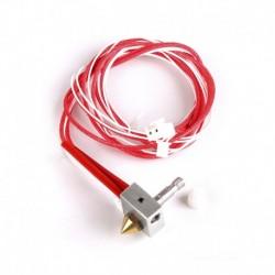 3D-Boquilla extrusor con cables para Colido Compact