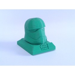 Busto Casco Soldado Star War
