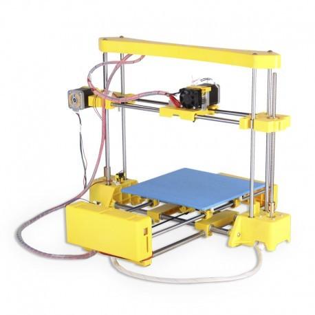 Impresora 3D CoLiDo DiY pre-ensamblada para uso con filamentos PLA