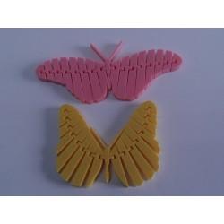 Mariposa articulada